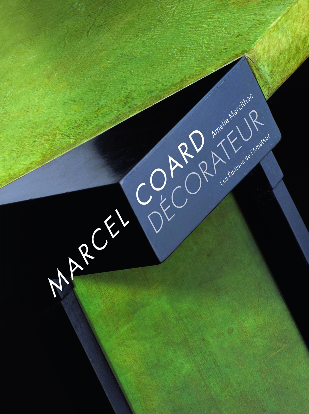 MARCEL COARD, DECORATEUR