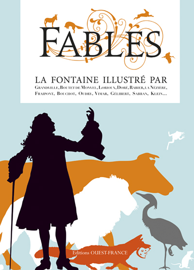 9782737358067 - FABLES, LA FONTAINE ILLUSTRE PAR... - QUETEL/CLAUDE