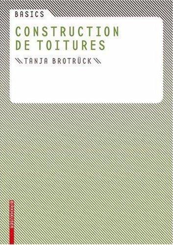 BASICS CONSTRUCTION DE TOITURE