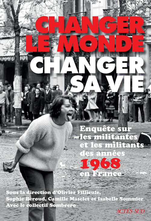 CHANGER LE MONDE, CHANGER SA VIE