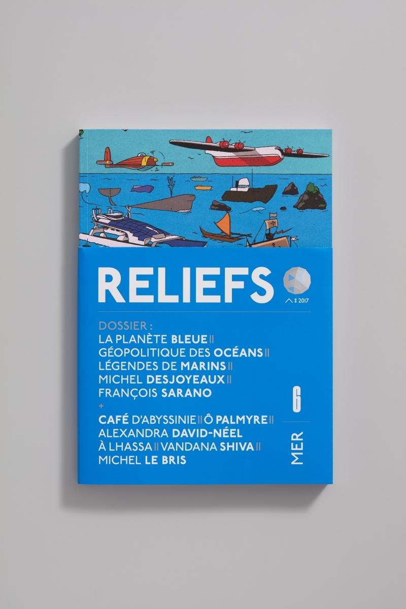 REVUE RELIEFS N 6 - MER