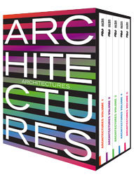 ARCHITECTURES VOL 1 A 5 - 5 DVD