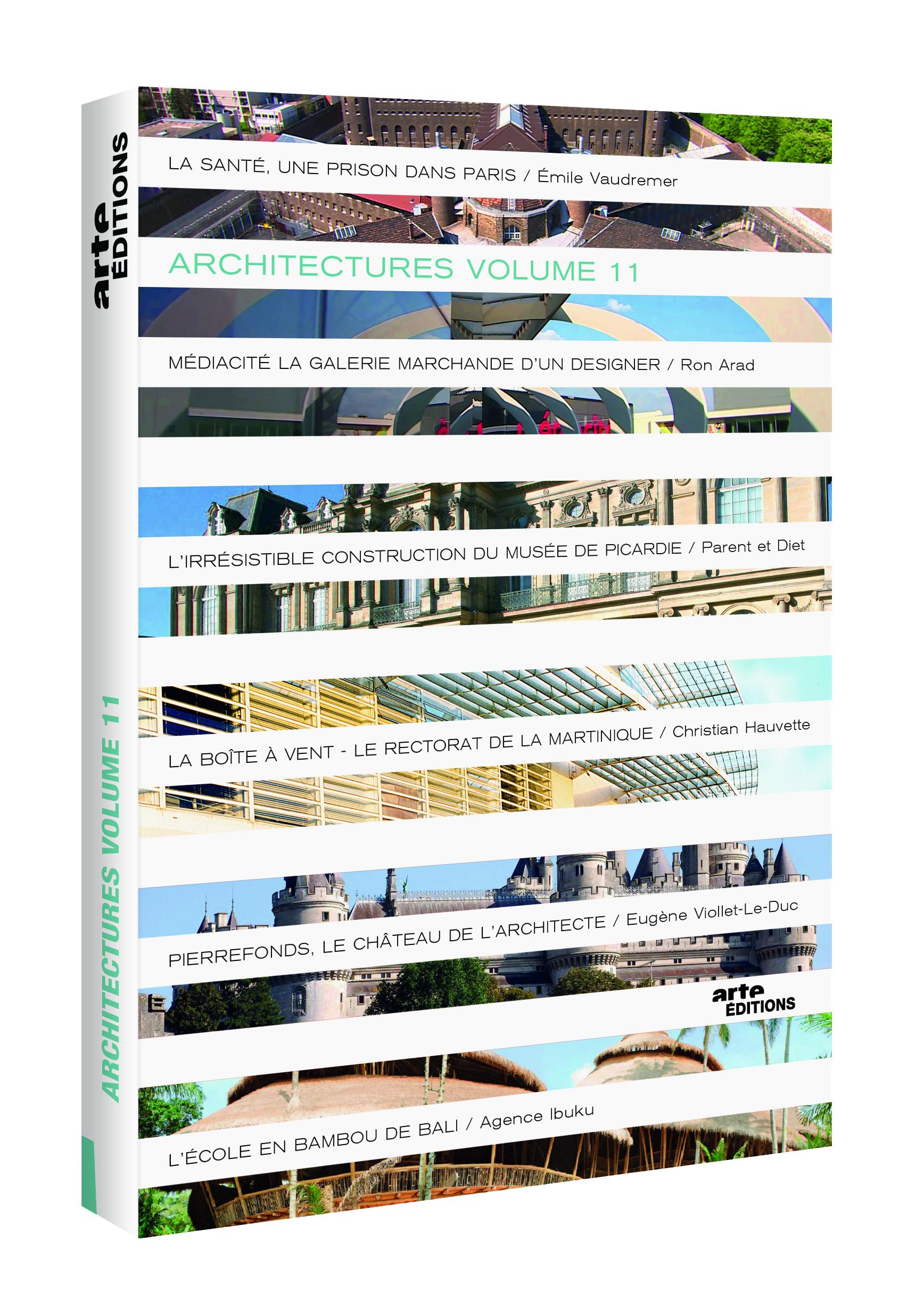 ARCHITECTURES V11 - DVD