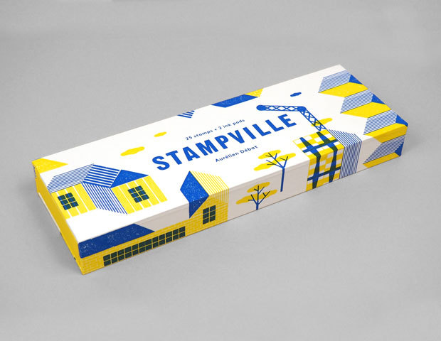 STAMPVILLE /ANGLAIS