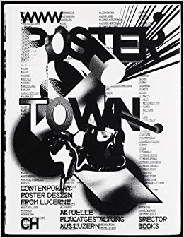 POSTER TOWN LUCERNE /ANGLAIS/ALLEMAND