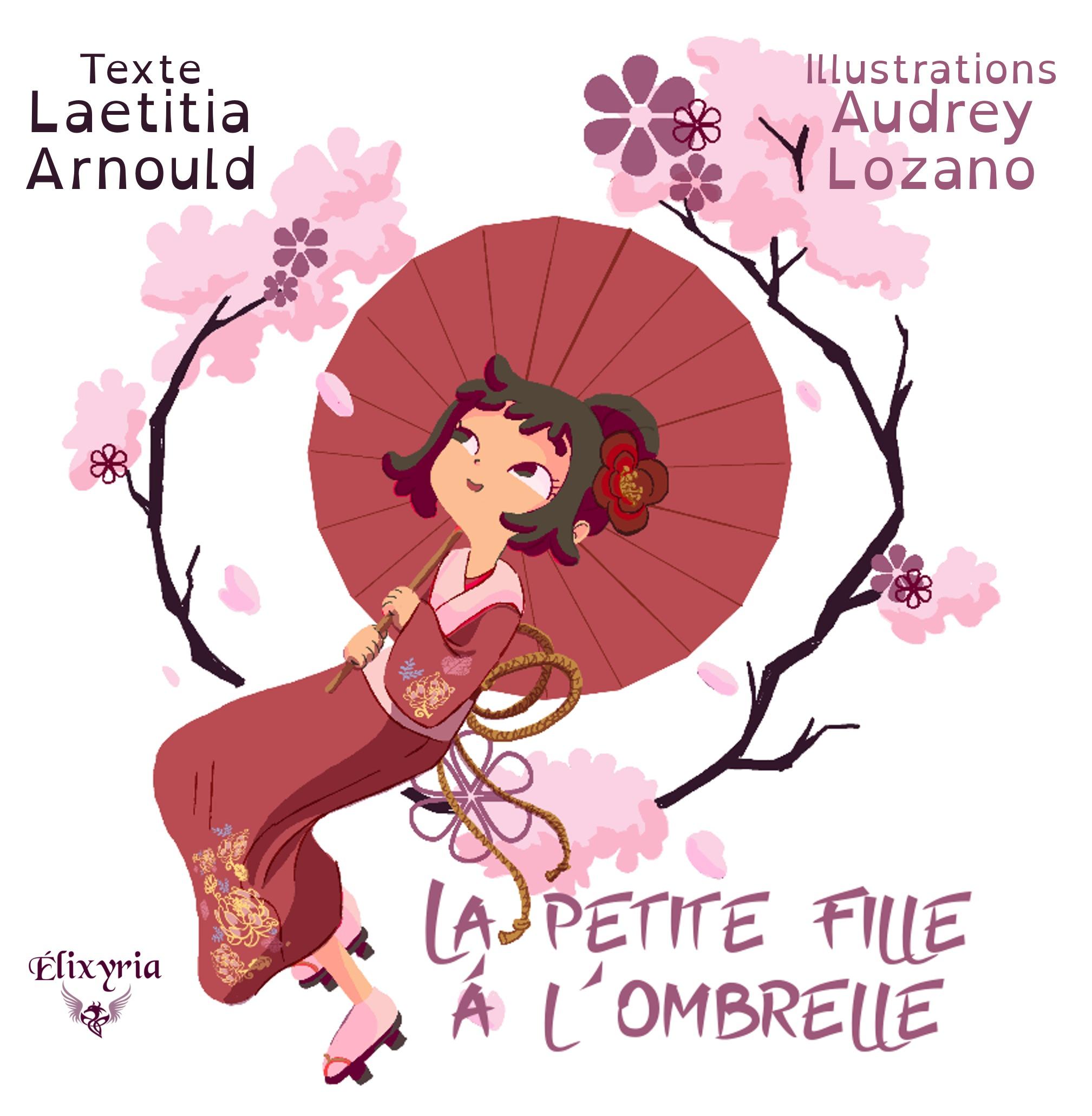 La petite fille à l'ombrelle