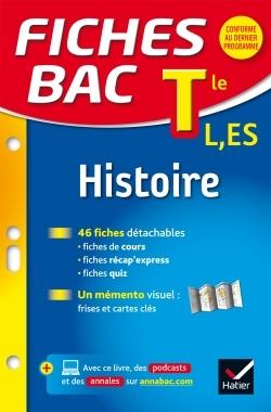 FICHES BAC HISTOIRE TLE L, ES