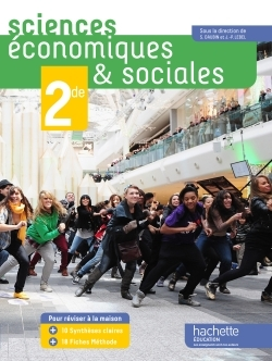 SCIENCES ECONOMIQUES ET SOCIALES (SES) 2DE GRAND FORMAT - EDITION 2014