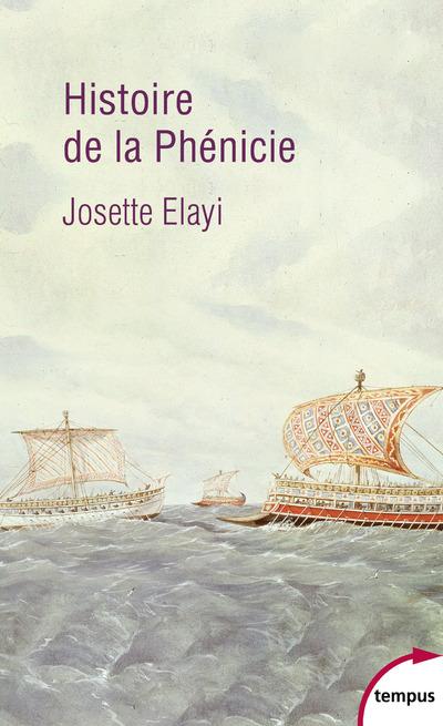 HISTOIRE DE LA PHENICIE