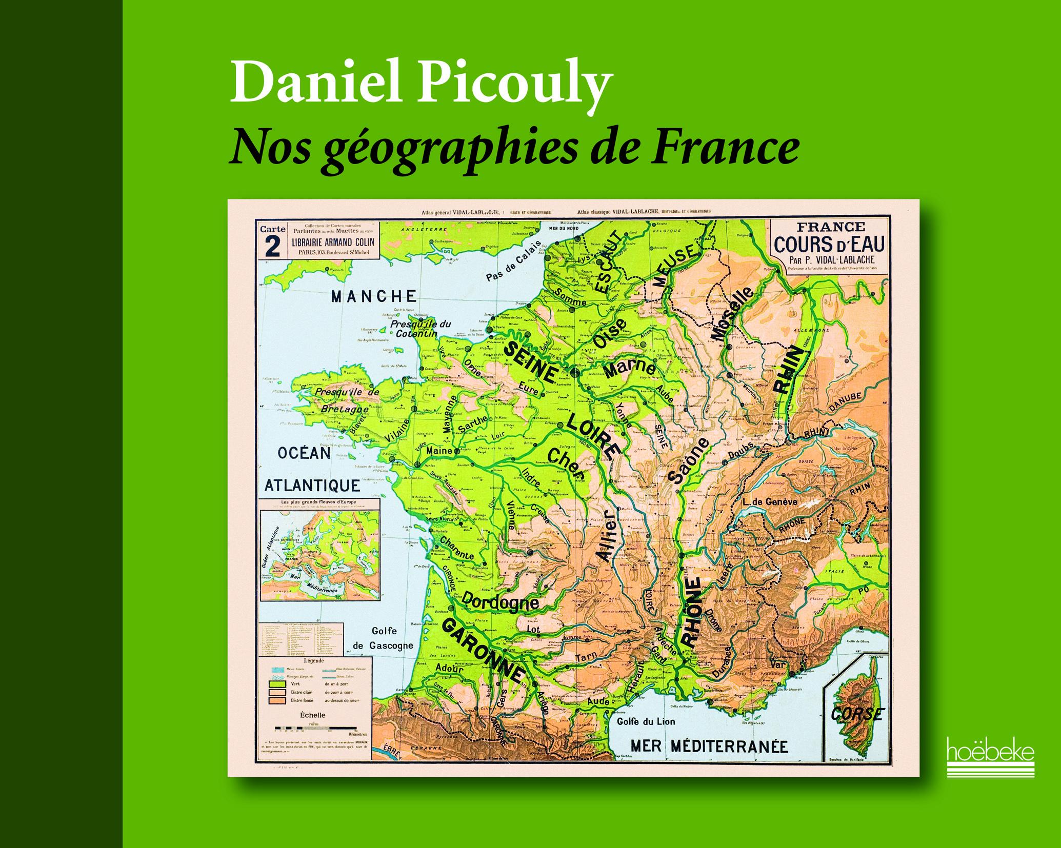 NOS GEOGRAPHIES DE FRANCE