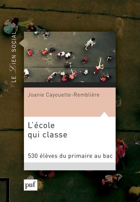 L'ECOLE QUI CLASSE