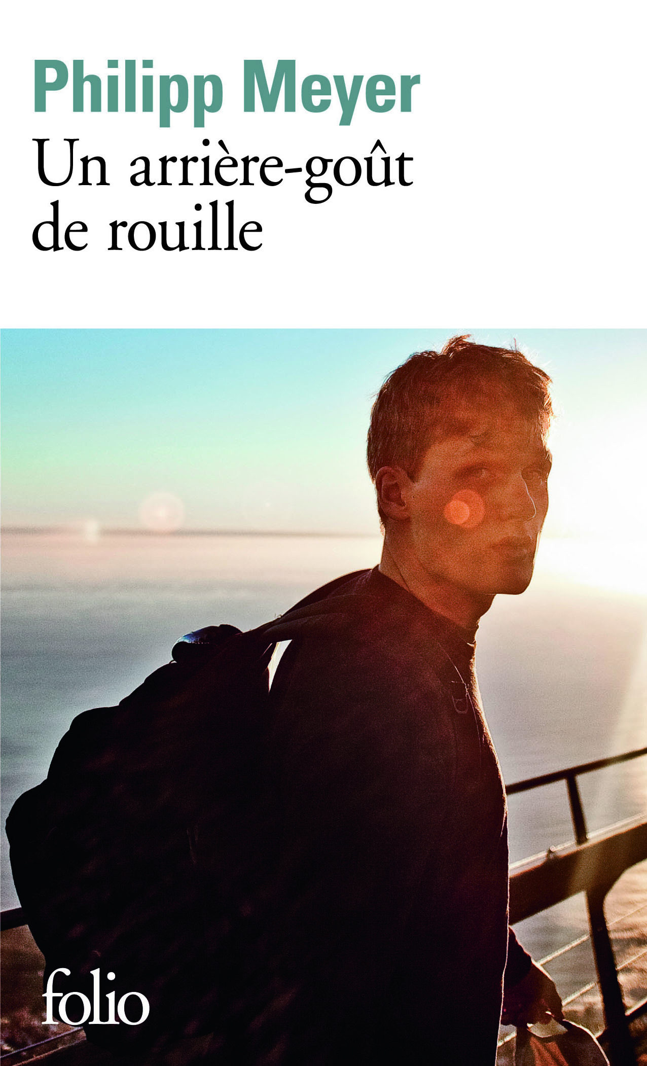 UN ARRIERE-GOUT DE ROUILLE ROMAN