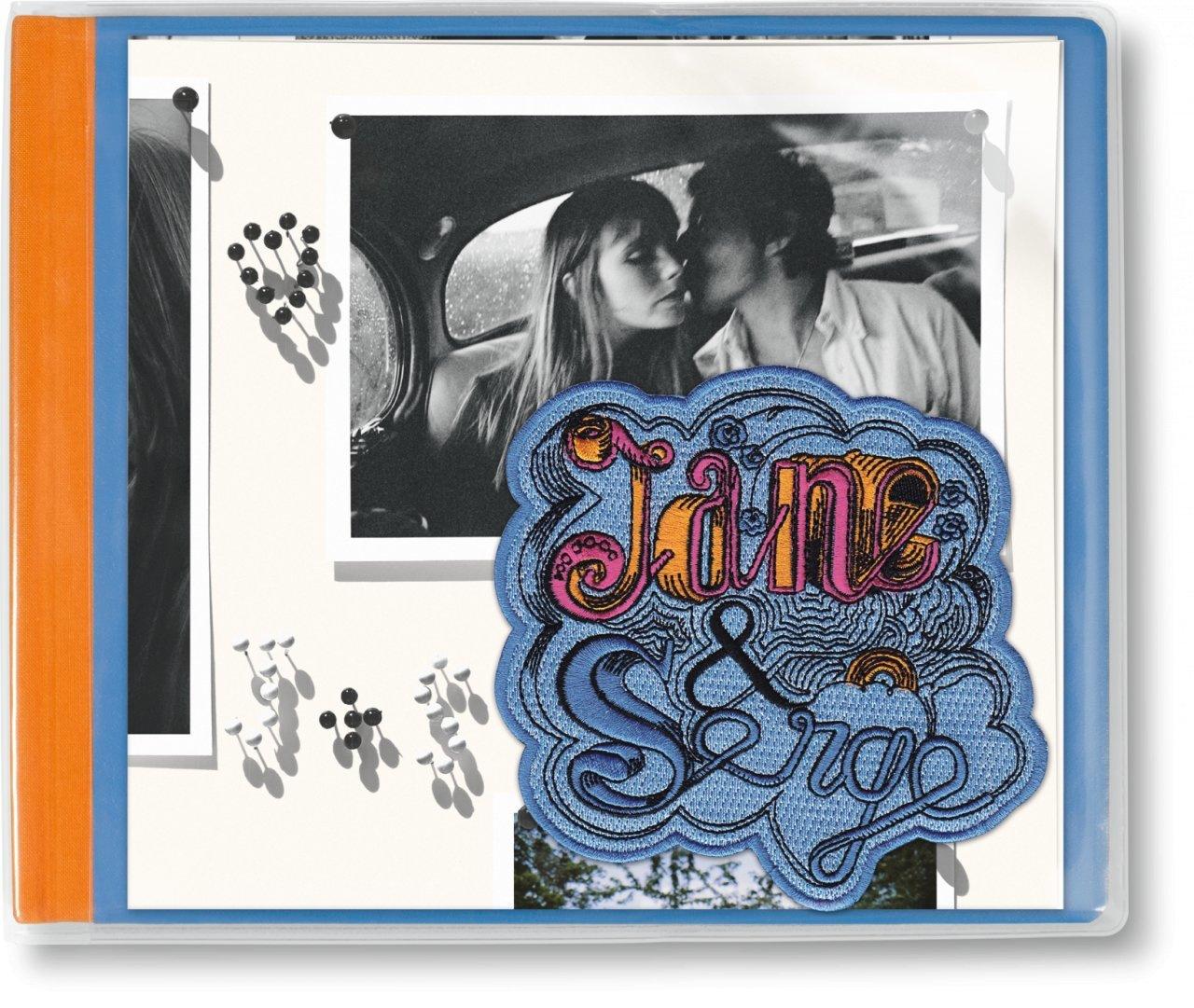 JANE & SERGE. UN ALBUM DE FAMILLE