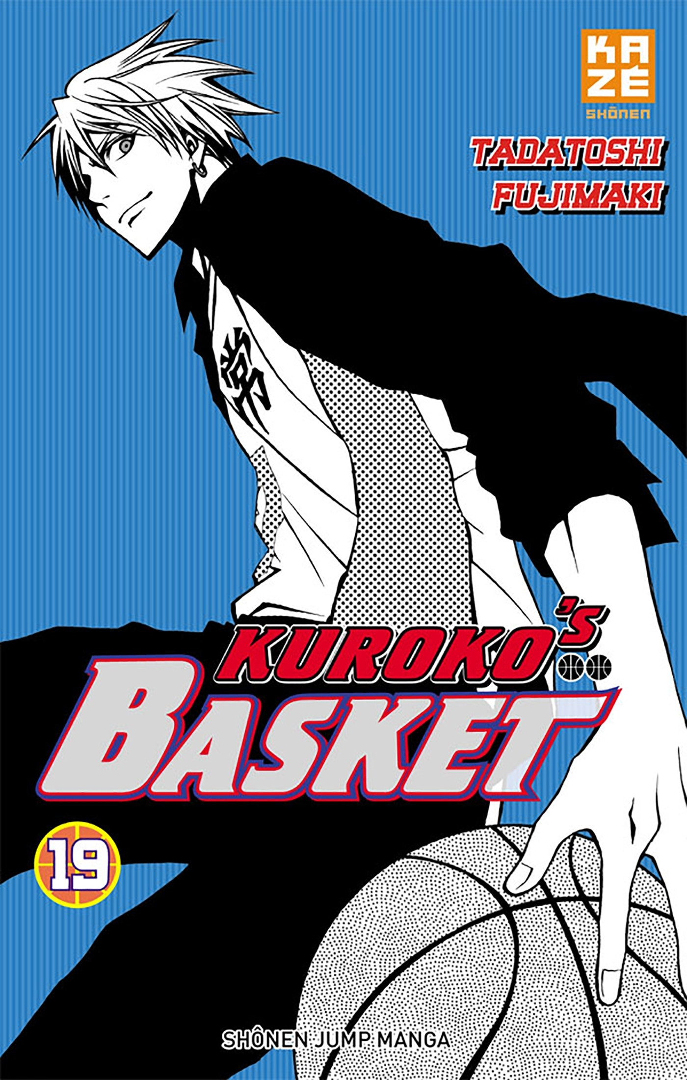 KUROKO'S BASKET T19