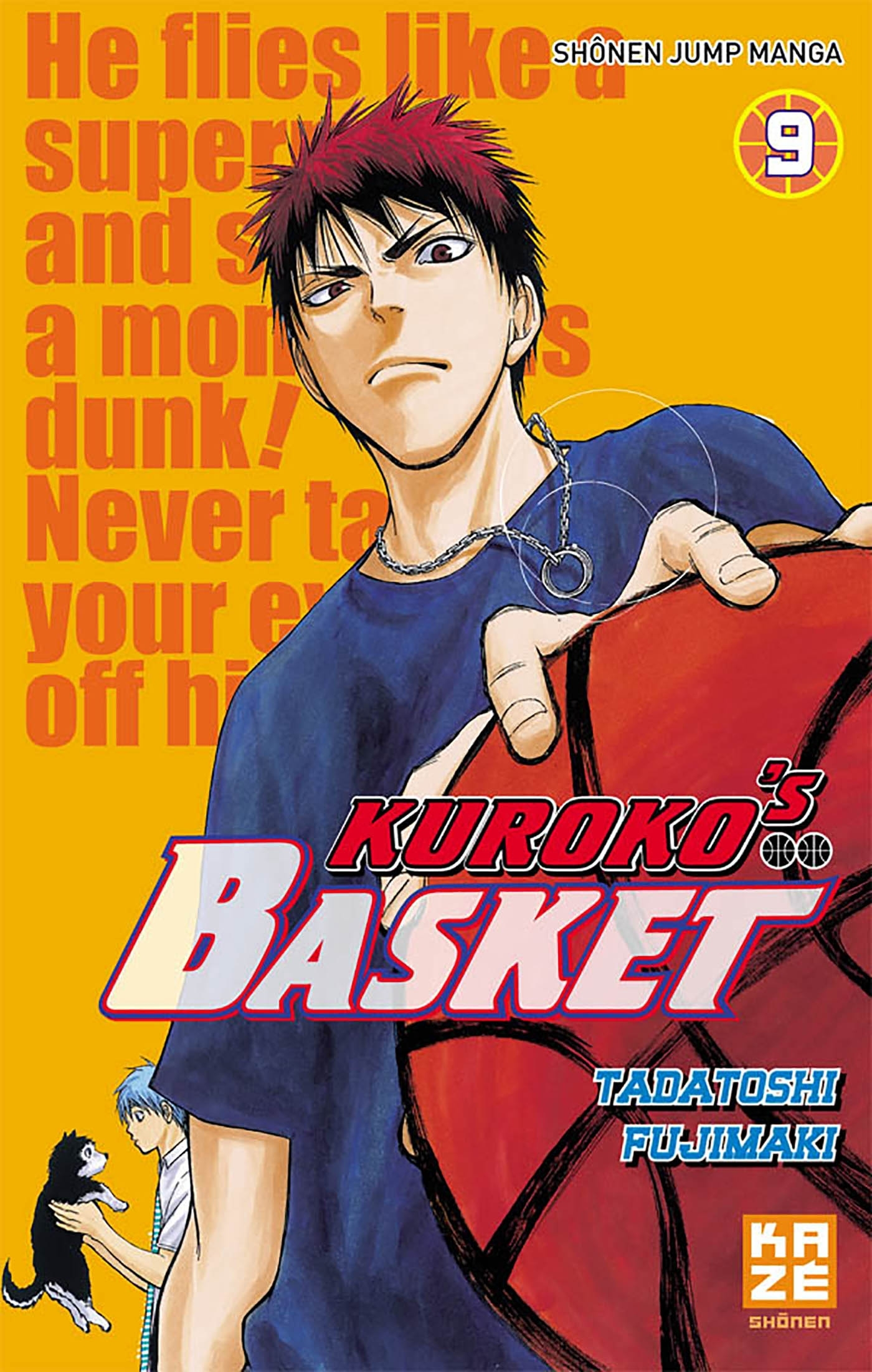 KUROKO'S BASKET T09
