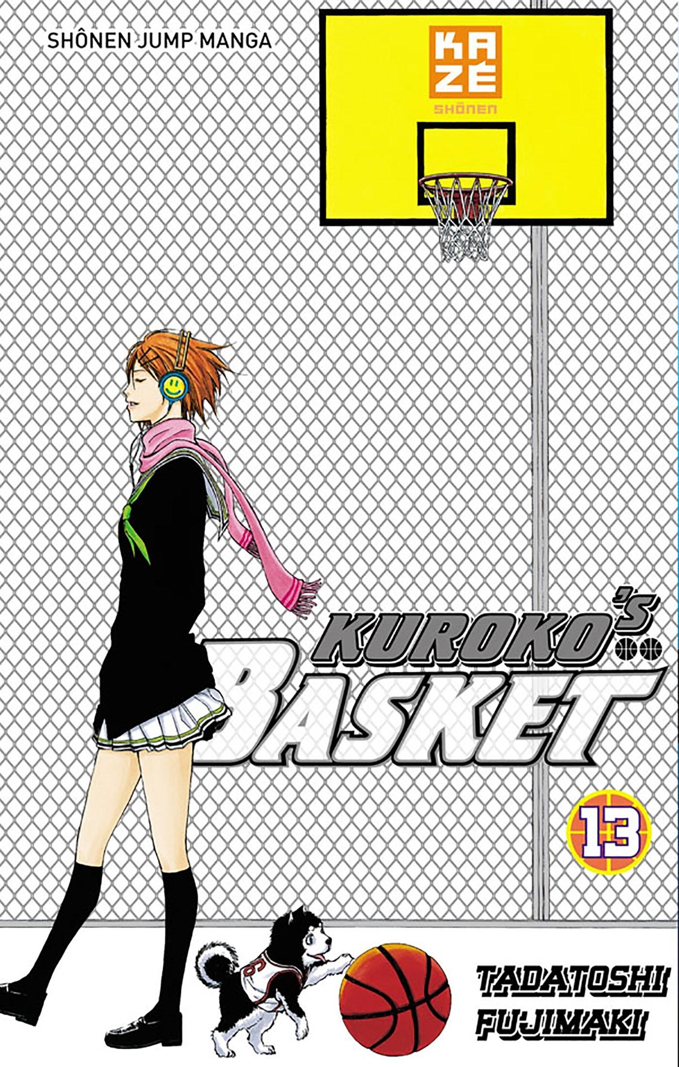 KUROKO'S BASKET T13