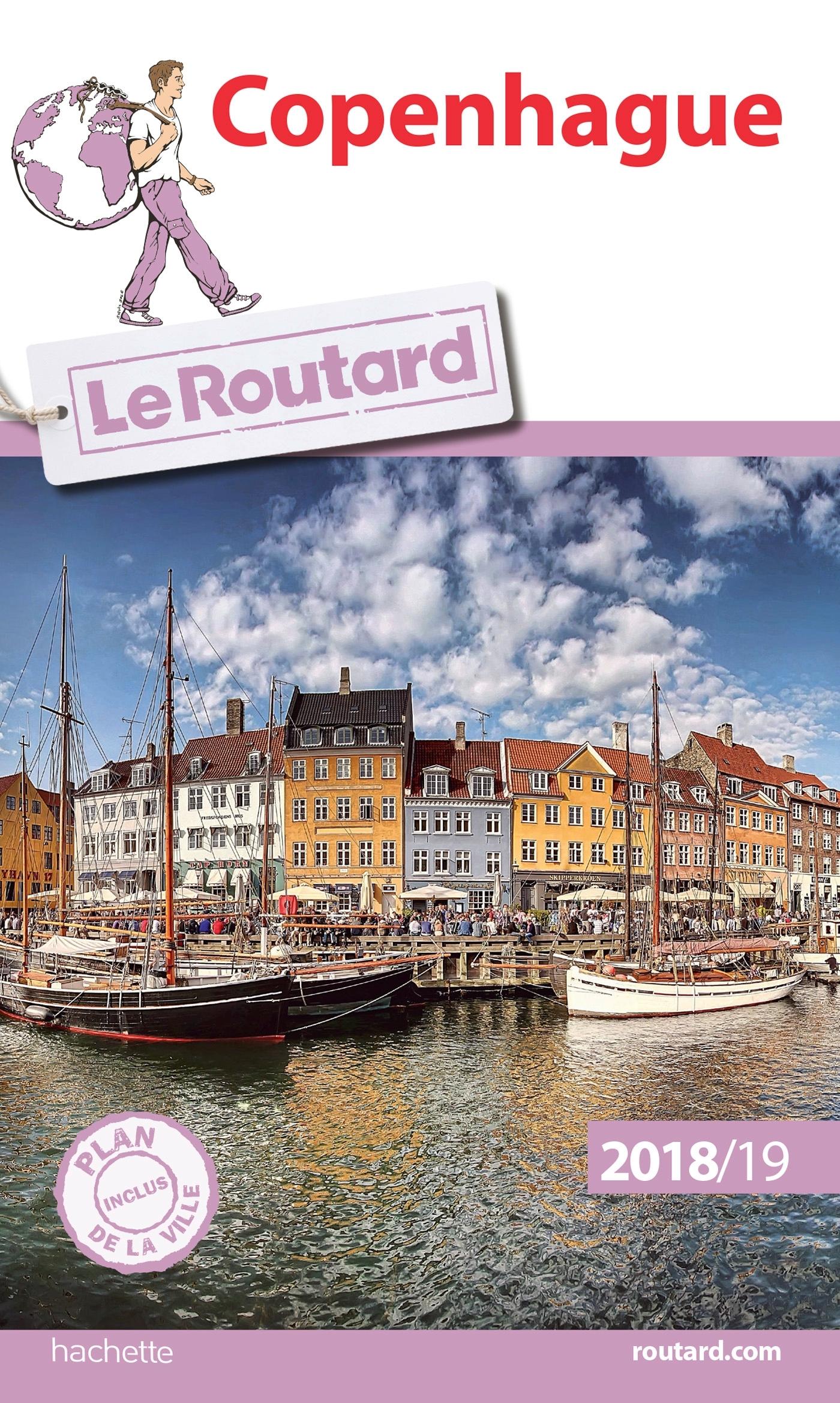 GUIDE DU ROUTARD COPENHAGUE 2018/19