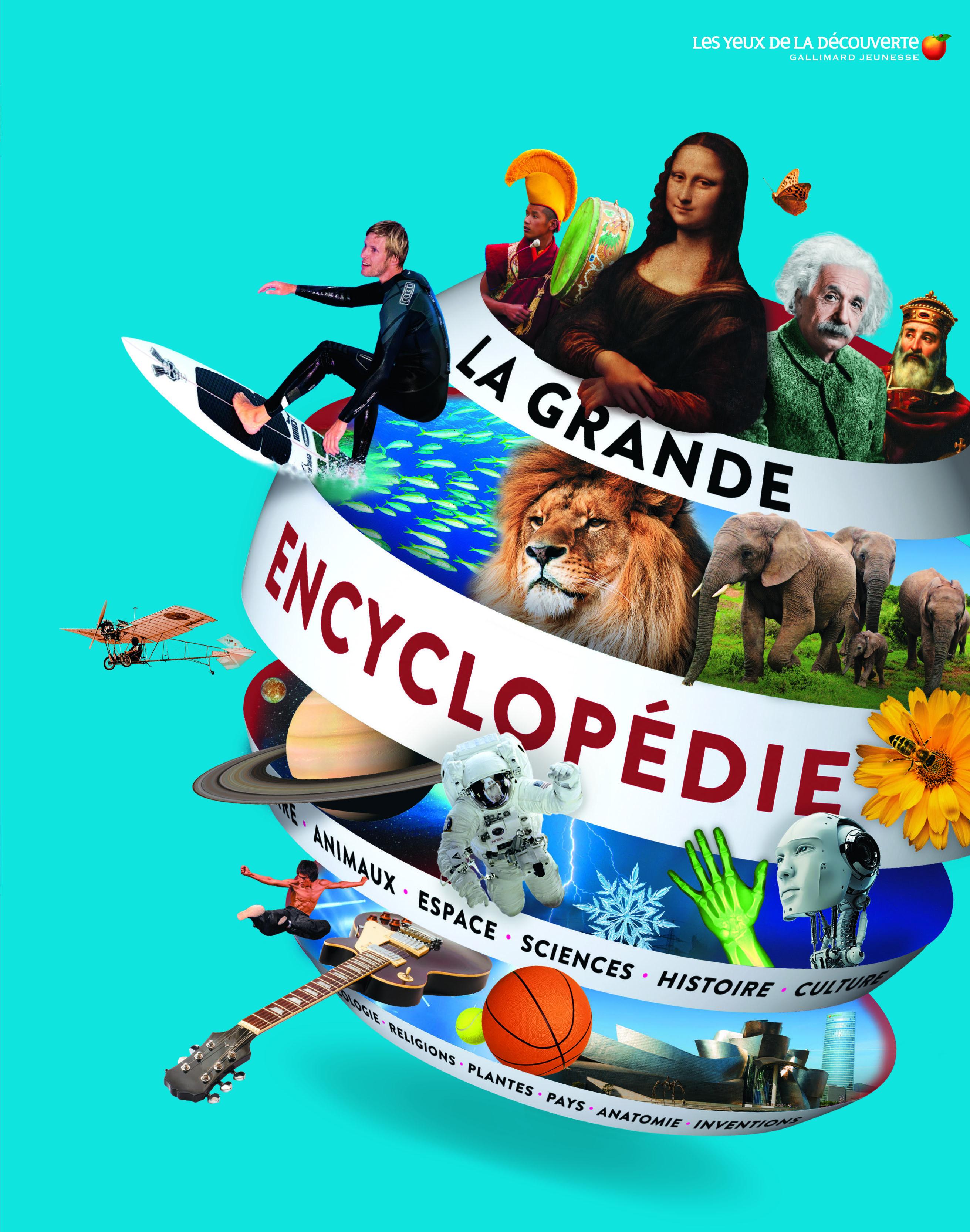 LA GRANDE ENCYCLOPEDIE