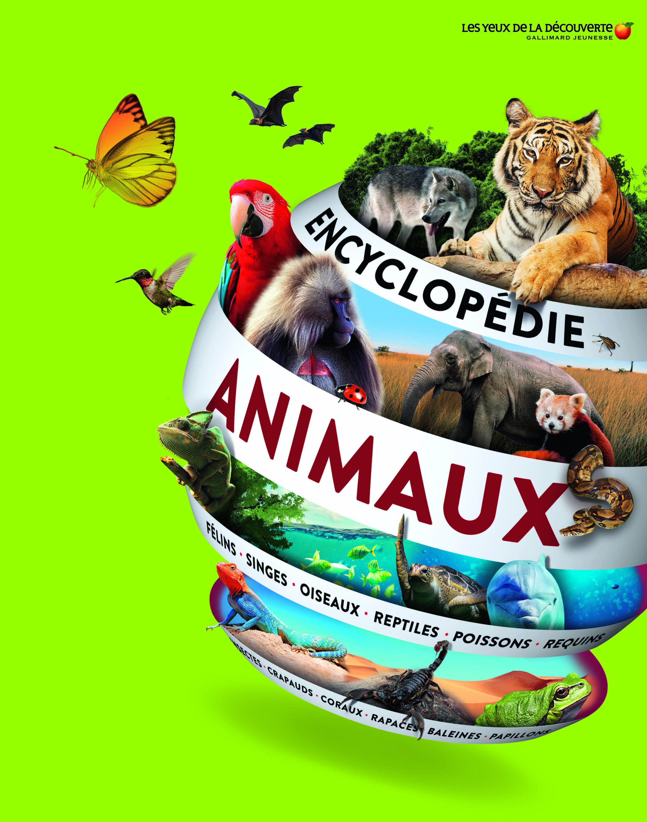 ENCYCLOPEDIE DES ANIMAUX
