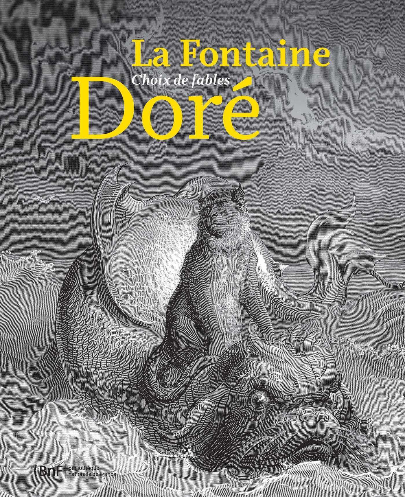 La Fontaine-Doré, CHOIX DE FABLES