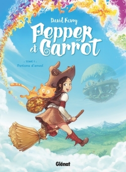 PEPPER ET CARROT - TOME 01