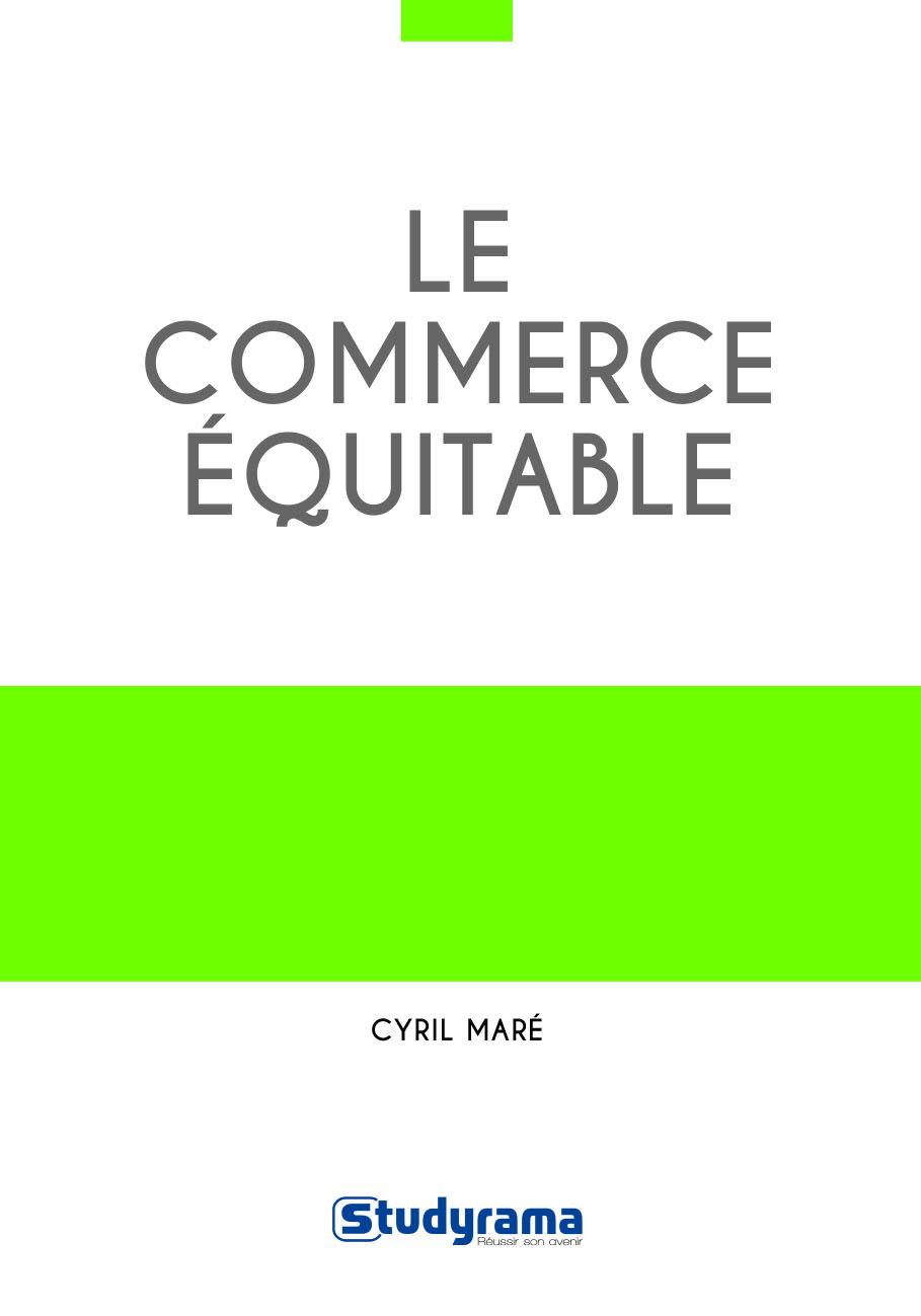 COMMERCE EQUITABLE (LE)