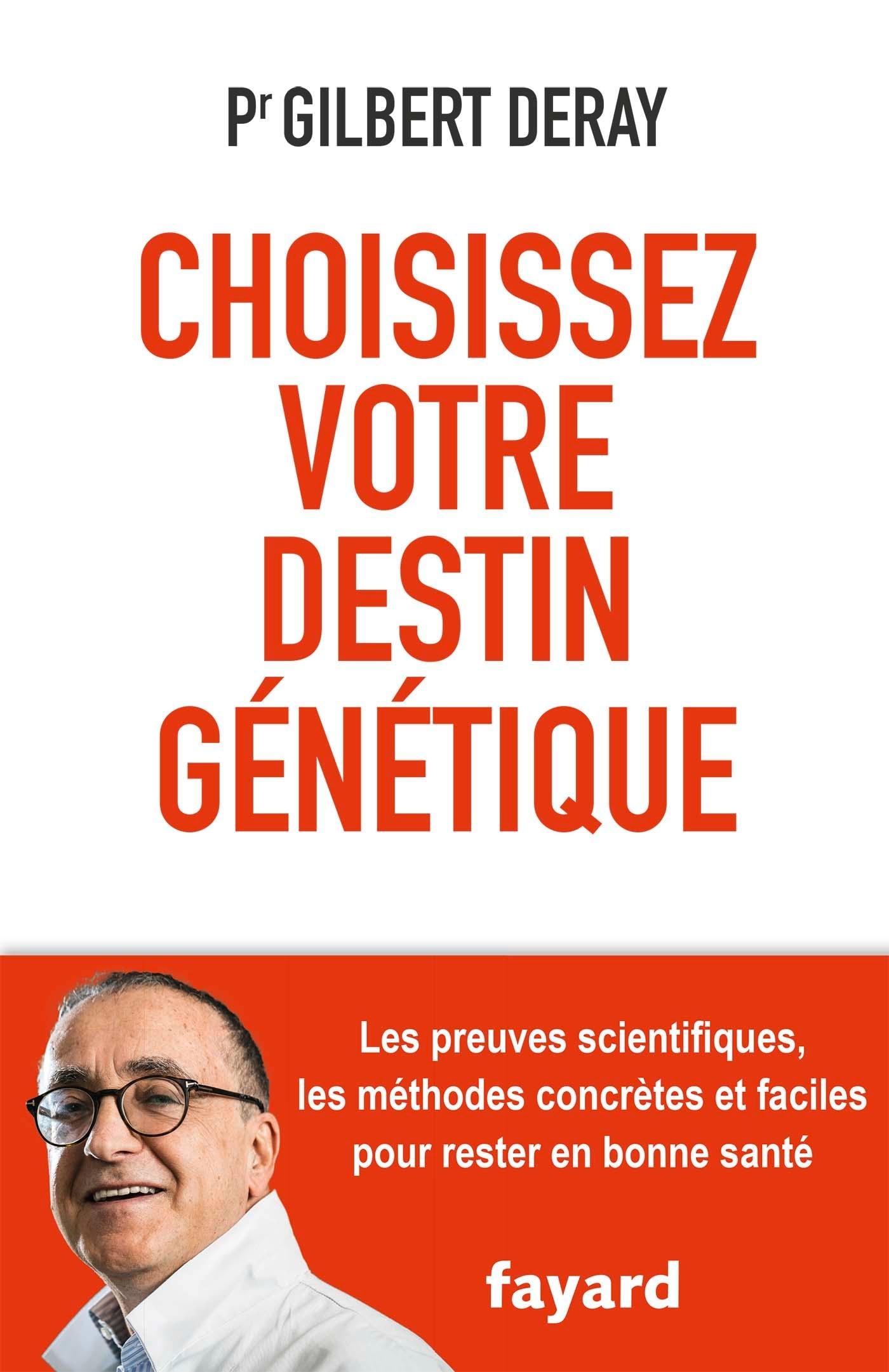 CHOISISSEZ VOTRE DESTIN GENETIQUE