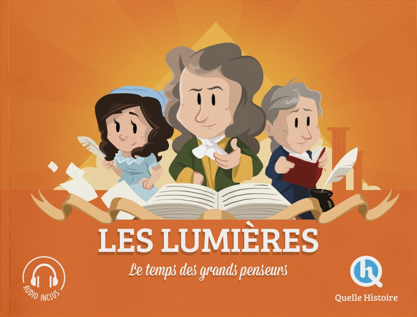 LE SIECLE DES LUMIERES