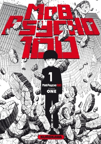 MOB PSYCHO 100 - TOME 1