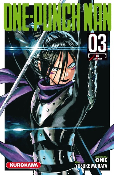 ONE-PUNCH MAN - TOME 3