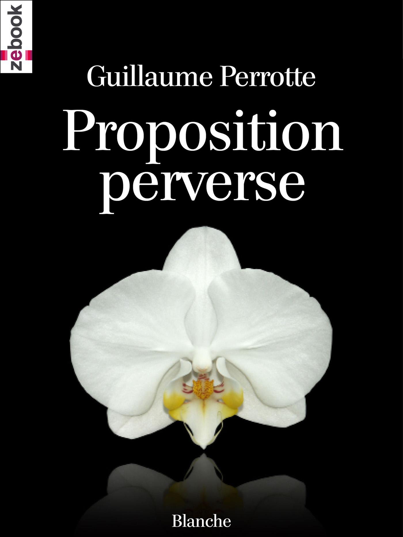 Proposition perverse