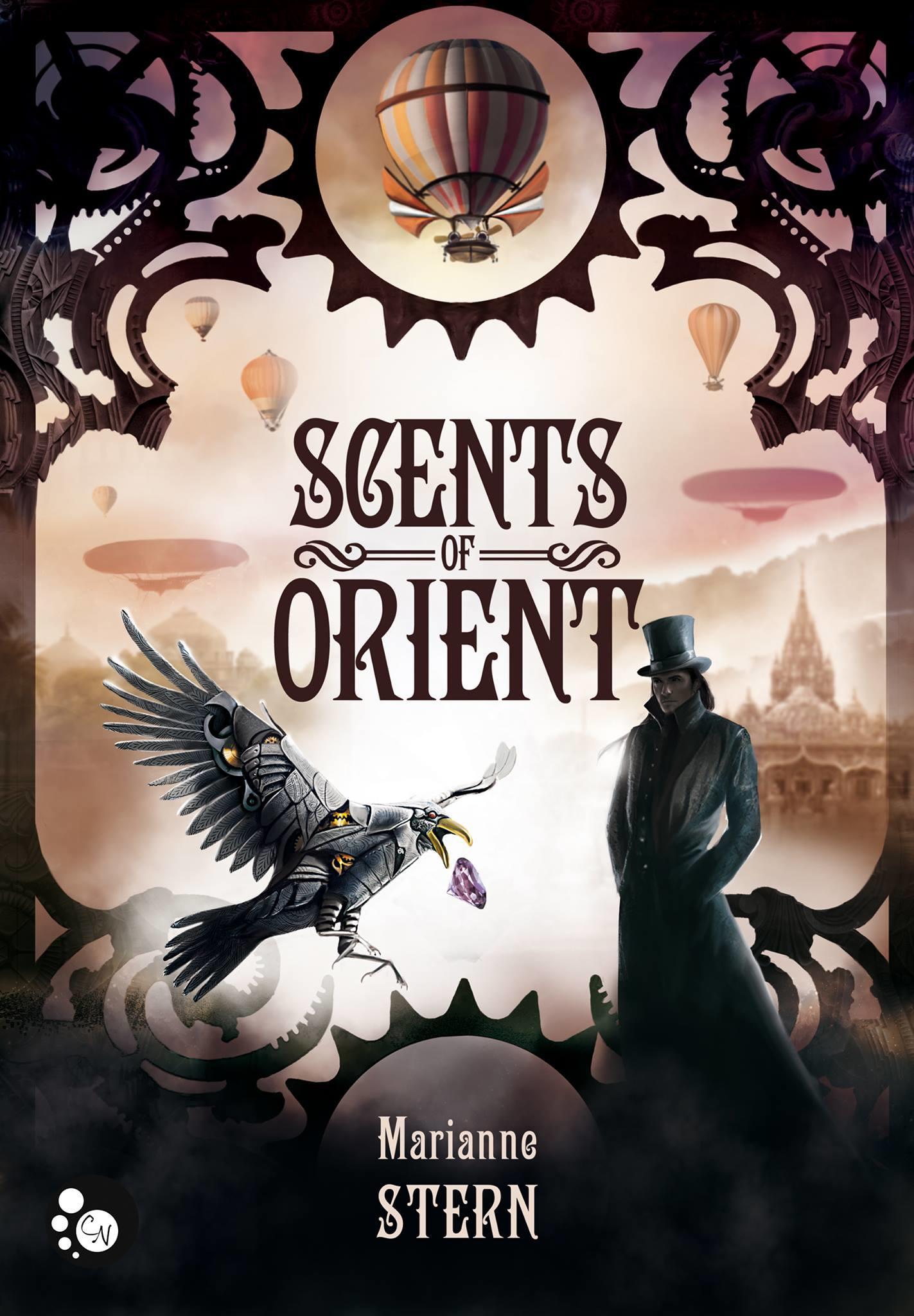 Scents of Orient, RÉCITS DU MONDE MÉCANIQUE