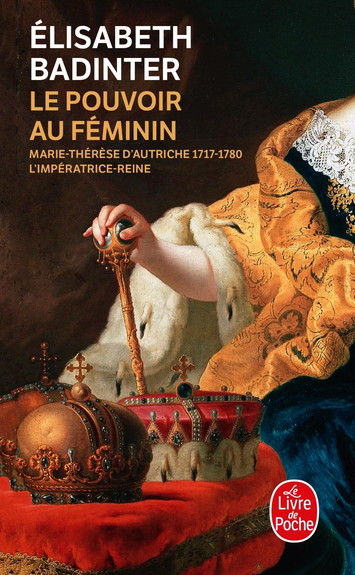 LE POUVOIR AU FEMININ