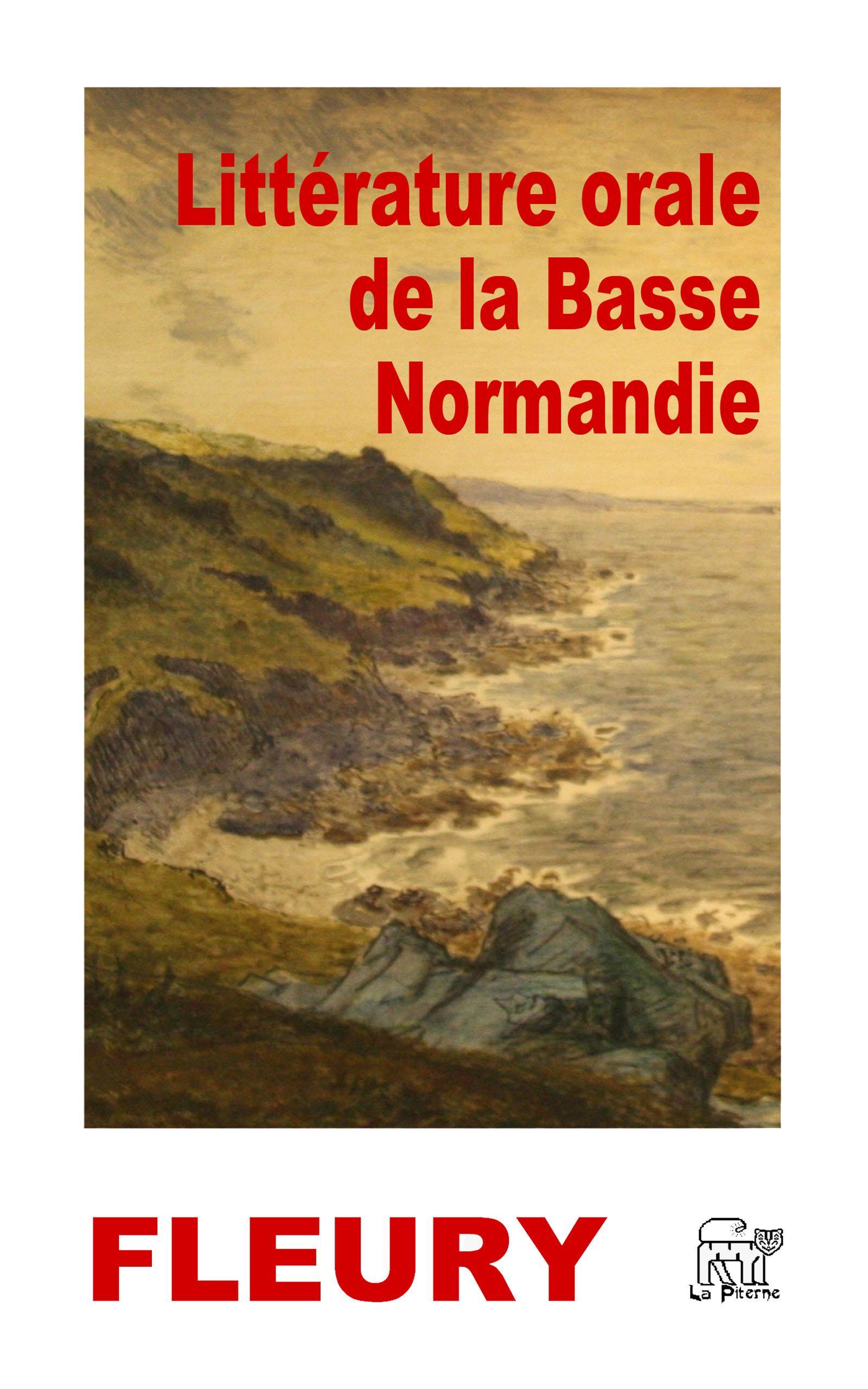 Littérature orale de la Basse-Normandie