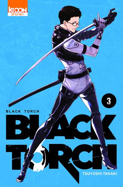 BLACK TORCH T03