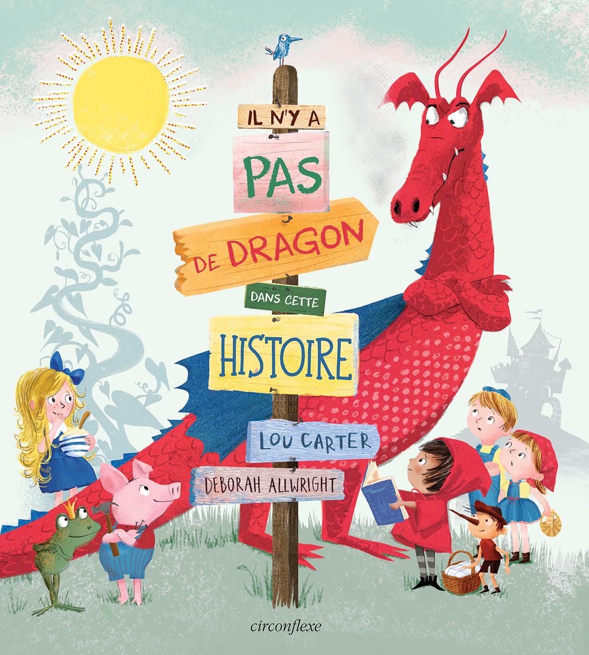 IL N'Y A PAS DE DRAGON DANS CETTE HISTOIRE