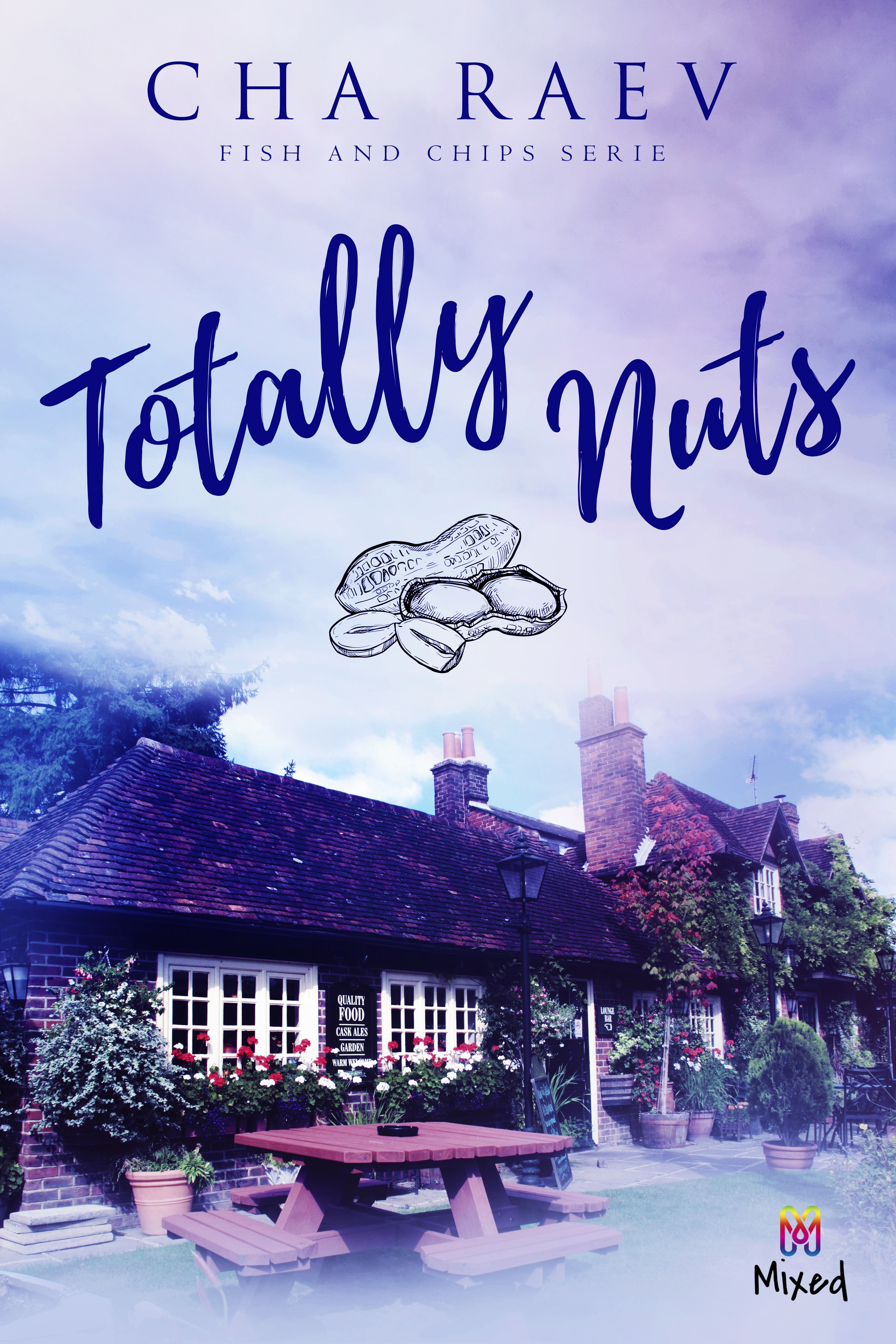 Totally Nuts, FISH & CHIPS SERIE