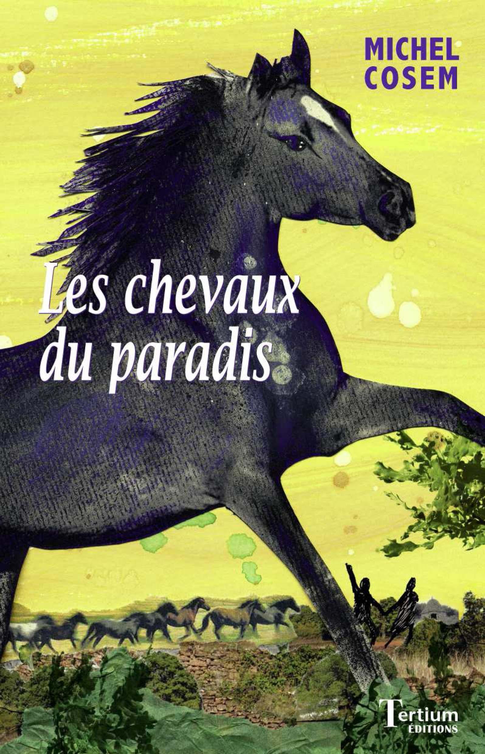 Les chevaux du paradis
