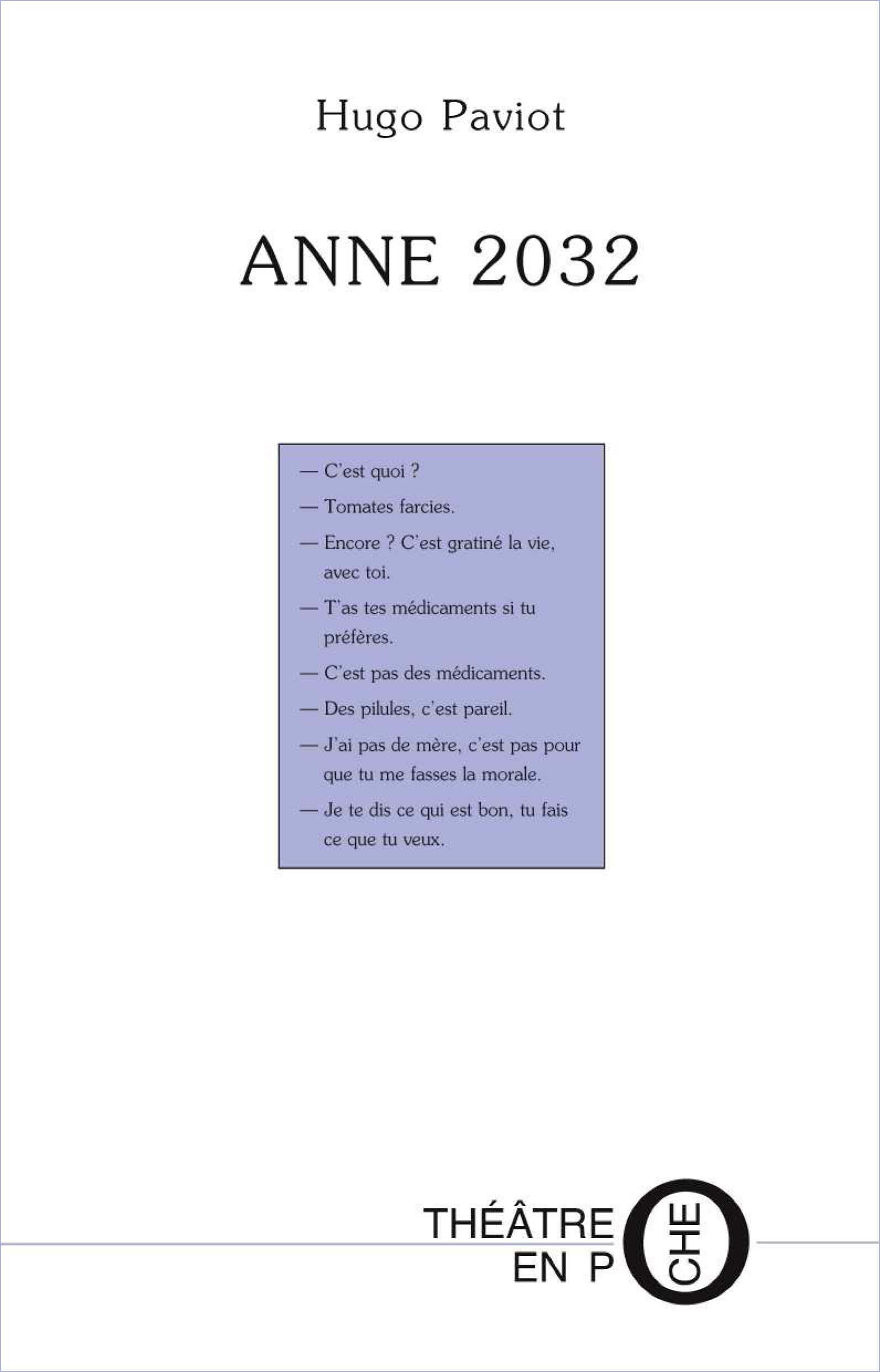 Anne 2032