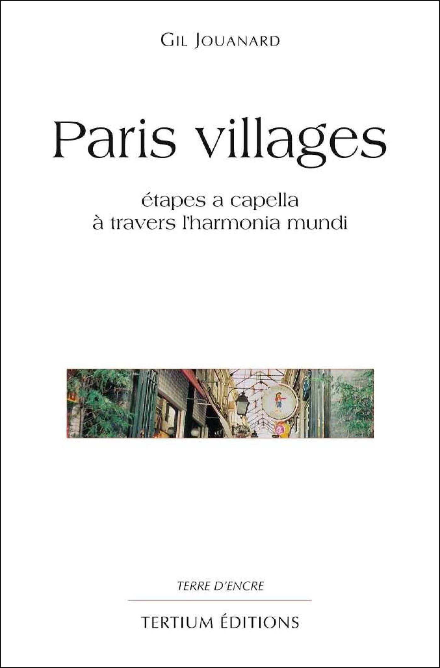 Paris villages