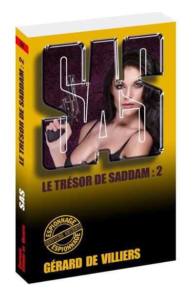SAS 164 LE TRESOR DE SADDAM - TOME 2