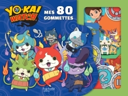 YO-KAI WATCH - MES 80 GOMMETTES