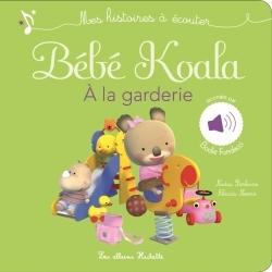 BEBE KOALA - A LA GARDERIE