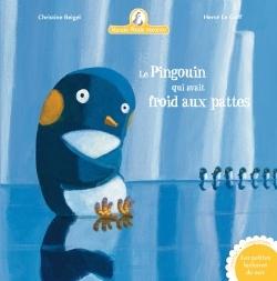 MAMIE POULE RACONTE - LE PINGOUIN QUI AVAIT FROID AUX PATTES