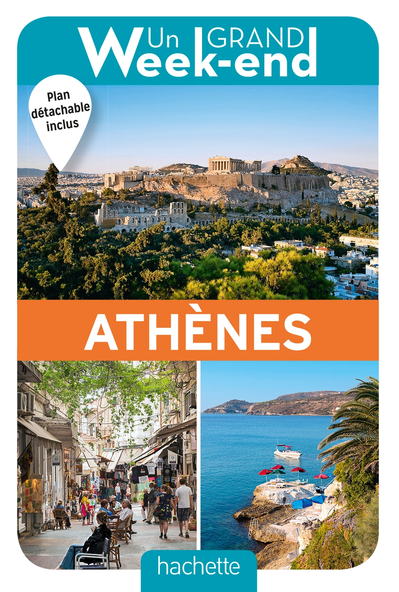 GUIDE UN GRAND WEEK-END A ATHENES