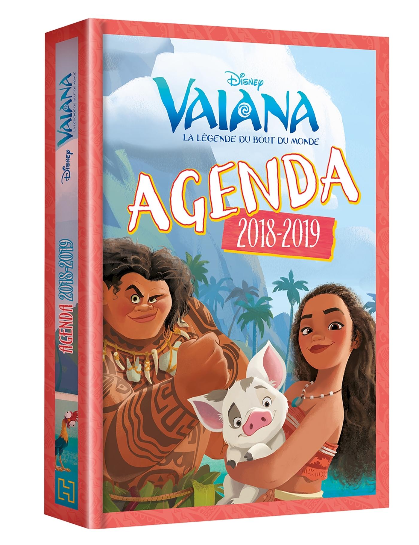 VAIANA - AGENDA