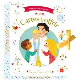 PREMIERE COMMUNION - CARTES A OFFRIR