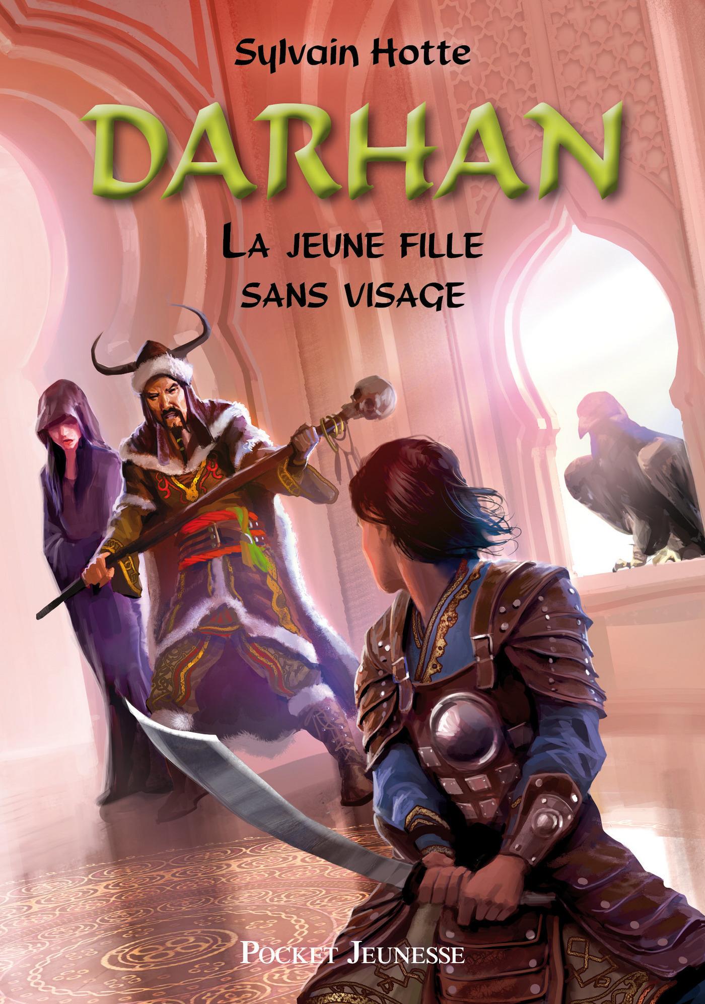 Darhan tome 3, LA JEUNE FILLE SANS VISAGE