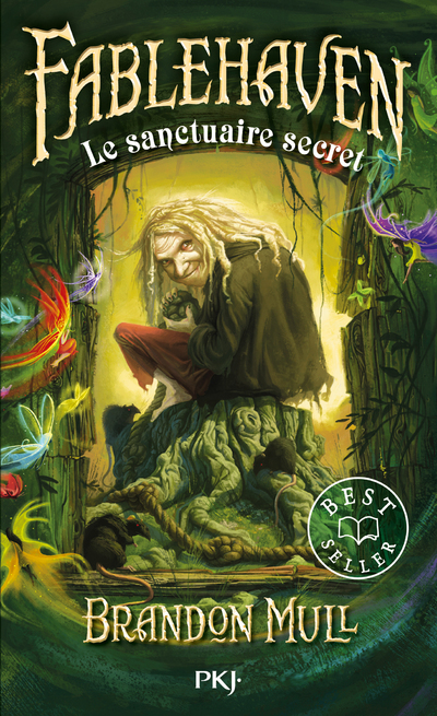 FABLEHAVEN - TOME 1 LE SANCTUAIRE SECRET