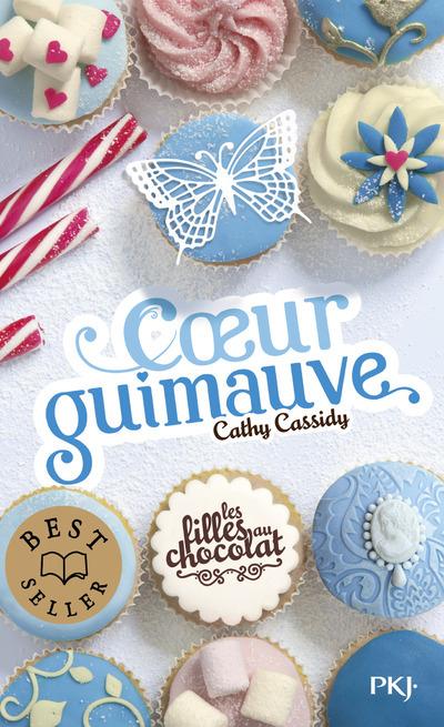 LES FILLES AU CHOCOLAT - TOME 2 COEUR GUIMAUVE